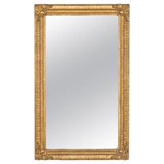 19th Century Louis Philippe Style Mirror
