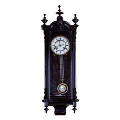 19th Century Louis Philippe Wall Clock
