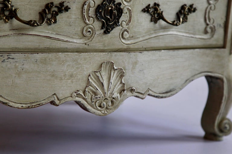 19th Century Louis XV Style Scriban For Sale 1