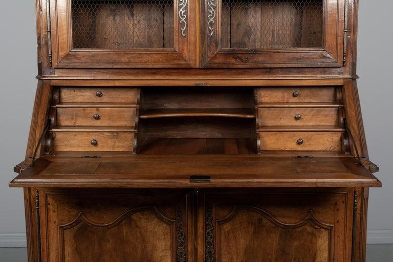 19th Century Louis XV Style Secretaire For Sale 6