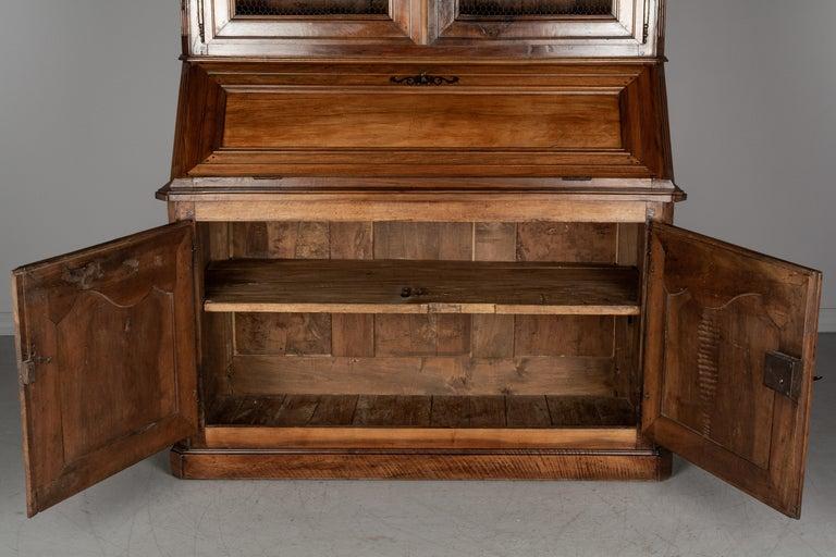 19th Century Louis XV Style Secretaire For Sale 9
