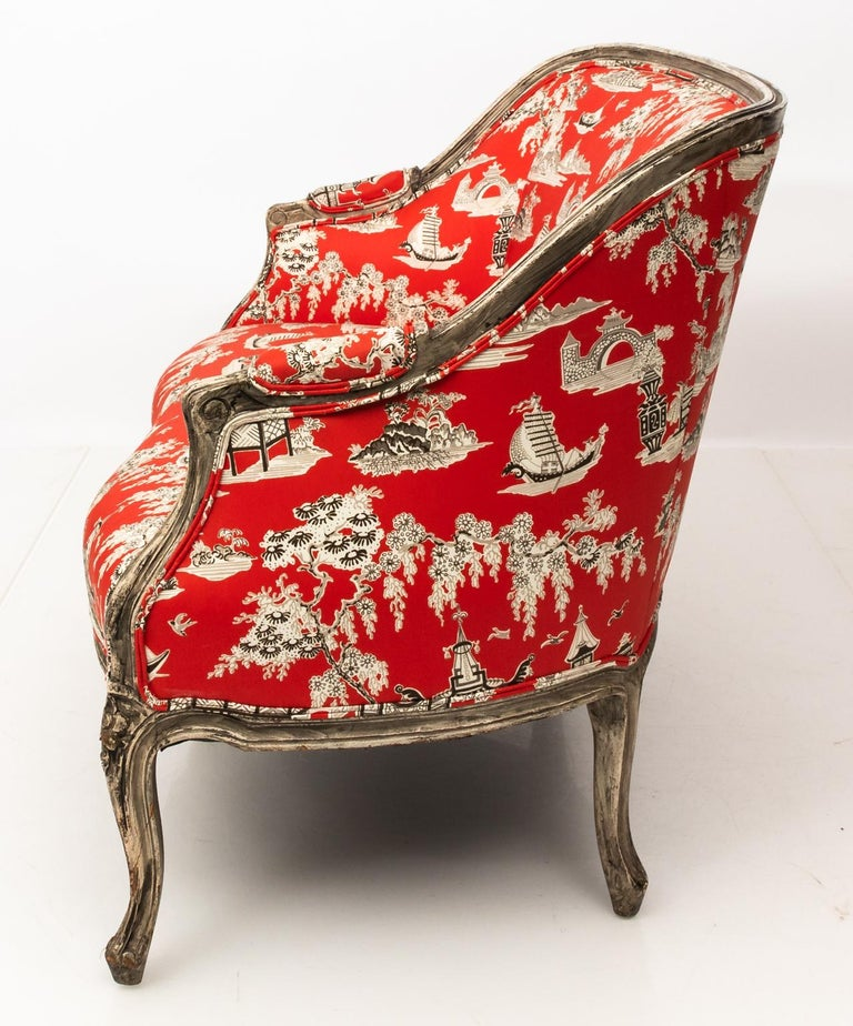 19th Century Louis XV Style Settee For Sale 1