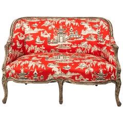 19th Century Louis XV Style Settee