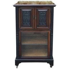 19th Century Louis XVI Display Cabinet