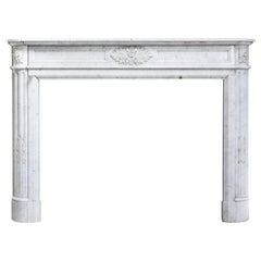 Louis XVI Fireplaces and Mantels