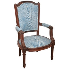 19th Century Louis XVI Style Child's Chair