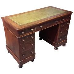 19th Century Mahogany Desk
