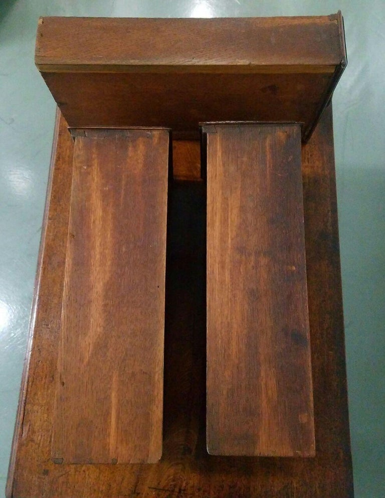 19th Century Mahogany Queen Anne Lowboy For Sale 4
