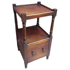 19th Century Mahogany Sidetable