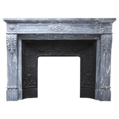19th Century Mantel Piece in Style of Louis XVI