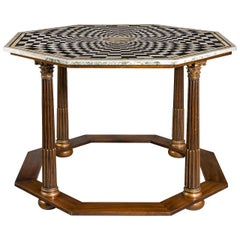 19th Century Marble Centre Table