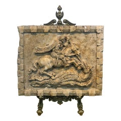 19th Century Wall-mounted Sculptures