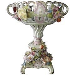 19th Century Meissen Porcelain Table Centre