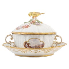 19th Century Meissen Tureen