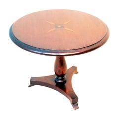 19th Century Miniature Mahogany Centre Table