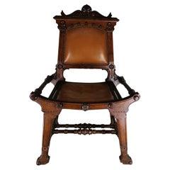 19th Century Modernist Chair