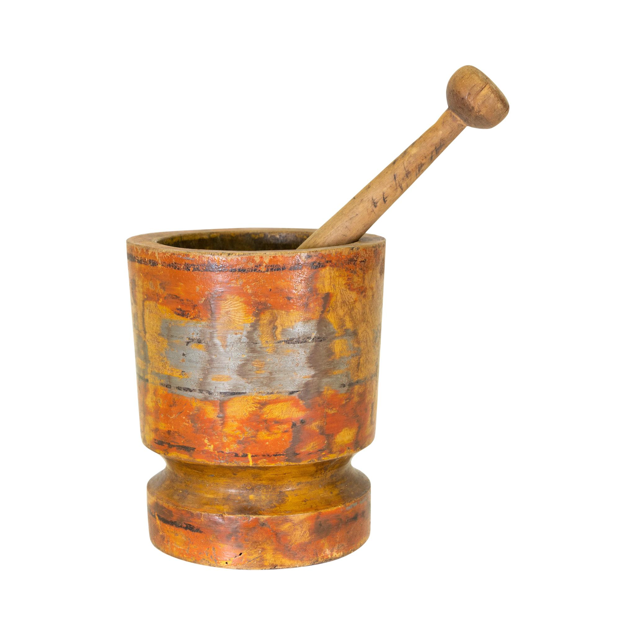 19th Century Mortar and Pestle