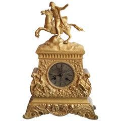 19th Century Napoleon Clock
