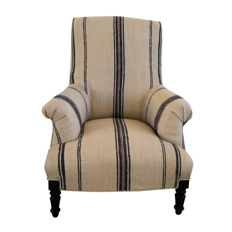 19th Century Napoleon III Fauteuil Armchair from France For Sale at ...