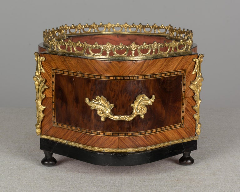 French 19th Century Napoleon III Jardinière or Planter For Sale