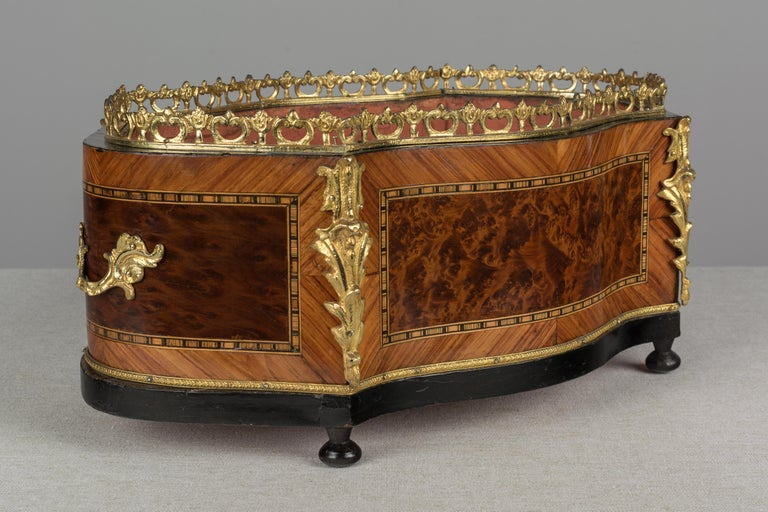 19th Century Napoleon III Jardinière or Planter In Good Condition For Sale In Winter Park, FL