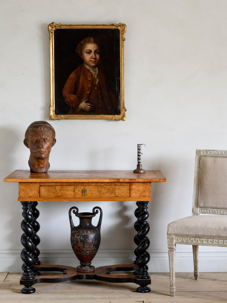 Danish 19th Century Neoclassical Vase or Urn For Sale