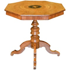 19th Century Northern Italian Centre Table