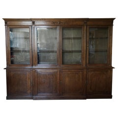 19th Century Oak Bookcase