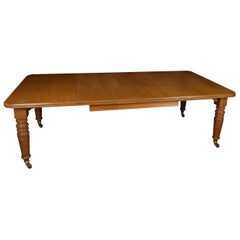 19th Century Oak Dining Table
