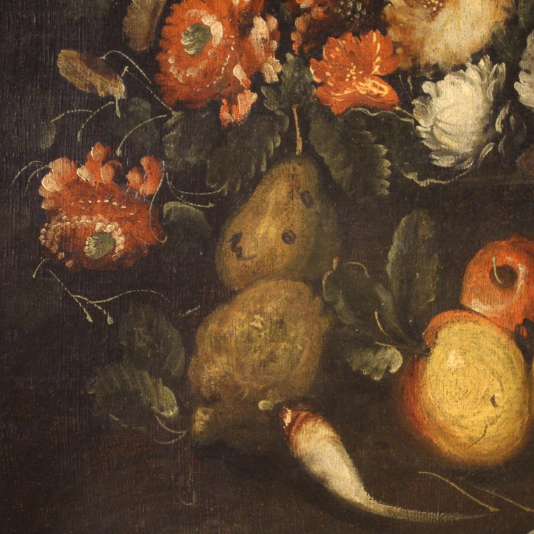 19th Century Oil on Canvas French Still Life Painting, 1880 3
