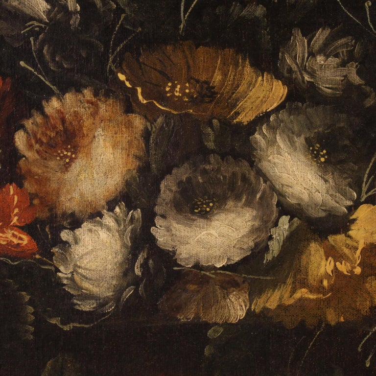 19th Century Oil on Canvas French Still Life Painting, 1880 4