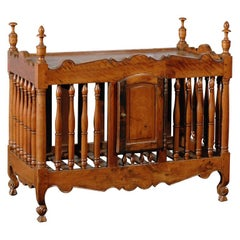 19th Century or Earlier French Panetiere
