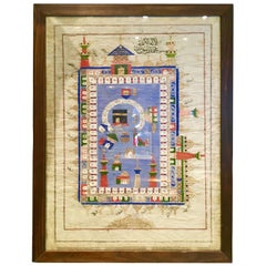 Turkish Paintings - 5 For Sale at 1stdibs