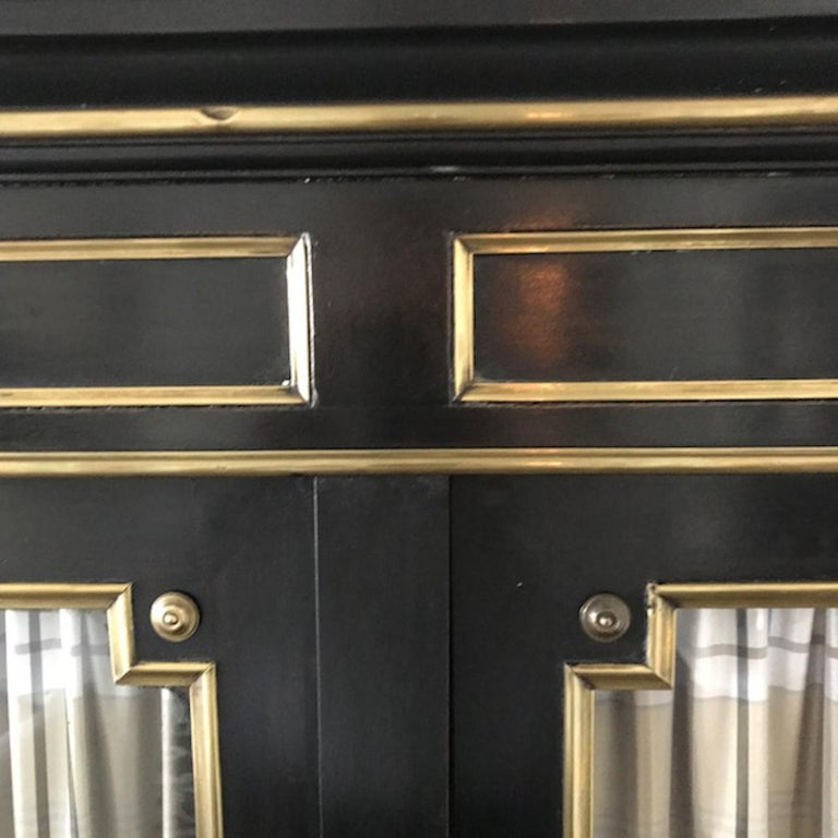 19th Century Pair of Napoleon III Cabinets, France For Sale 7