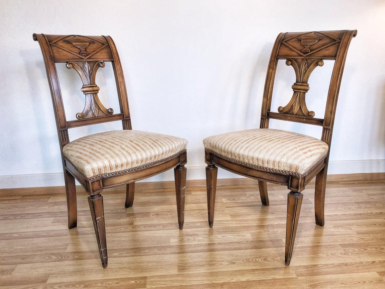 Biedermeier was an influential German style of furniture design that evolved during the years 1815–1848. The period extended into Scandinavia, as disruptions due to numerous states that made up the German nation were not unified by rule from Berlin