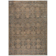 19th Century Persian Kirman Carpet