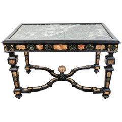 19th Century Pietra Dura Table
