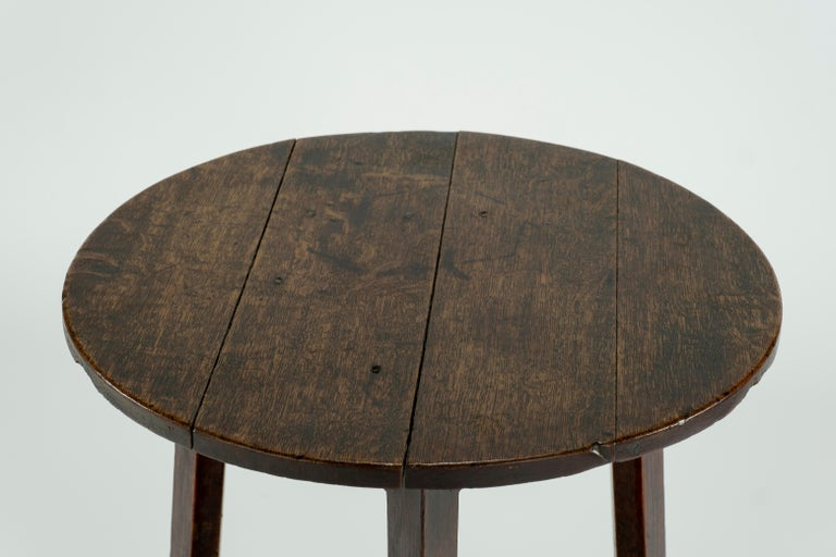 19th Century Pine Cricket Table For Sale 3