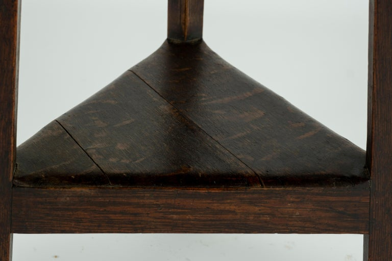19th Century Pine Cricket Table For Sale 4