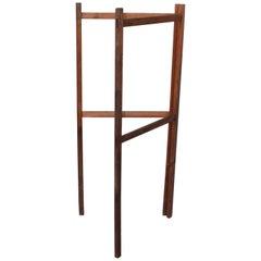 19th Century Pine Quilt Rack