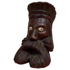 19th Century Pipe Head
