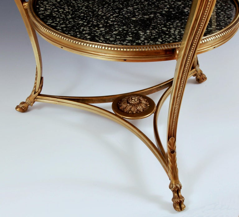 19th Century Porphyry Table For Sale 1