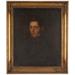 19th Century Portrait of a Gent