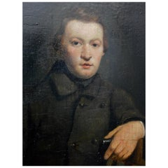 19th Century Portrait of a Young Man