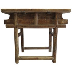 19th Century Primitive Rustic Table