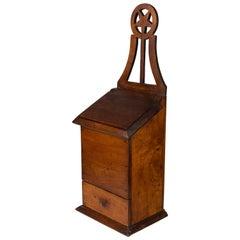 19th Century Provencal Salt Box or Boite a Sel