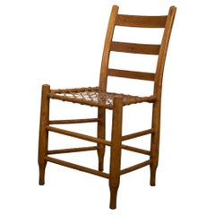 19th Century Rawhide Chairs from Historic Oregon Commune, circa 1856