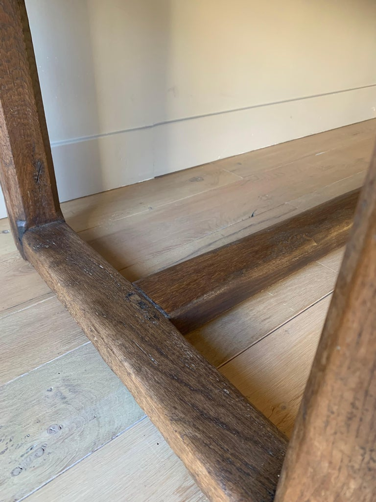 19th Century Refectory Farm Table For Sale 4