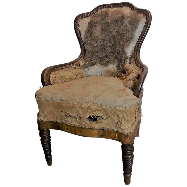 19th Century Regency Armchair For Sale