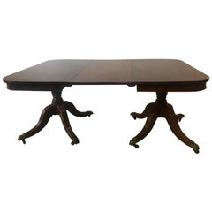 Georgian Tables